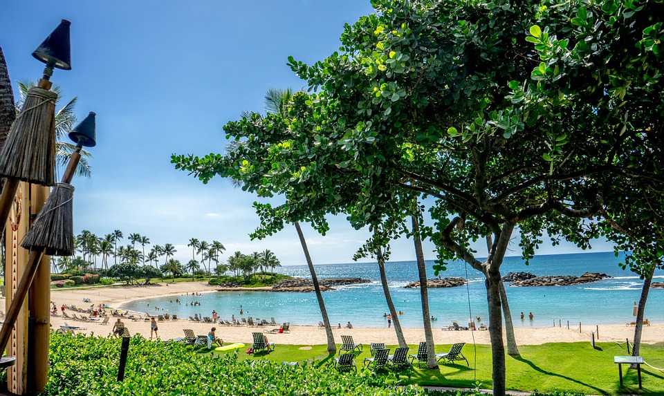 beaches in oahu hawaii