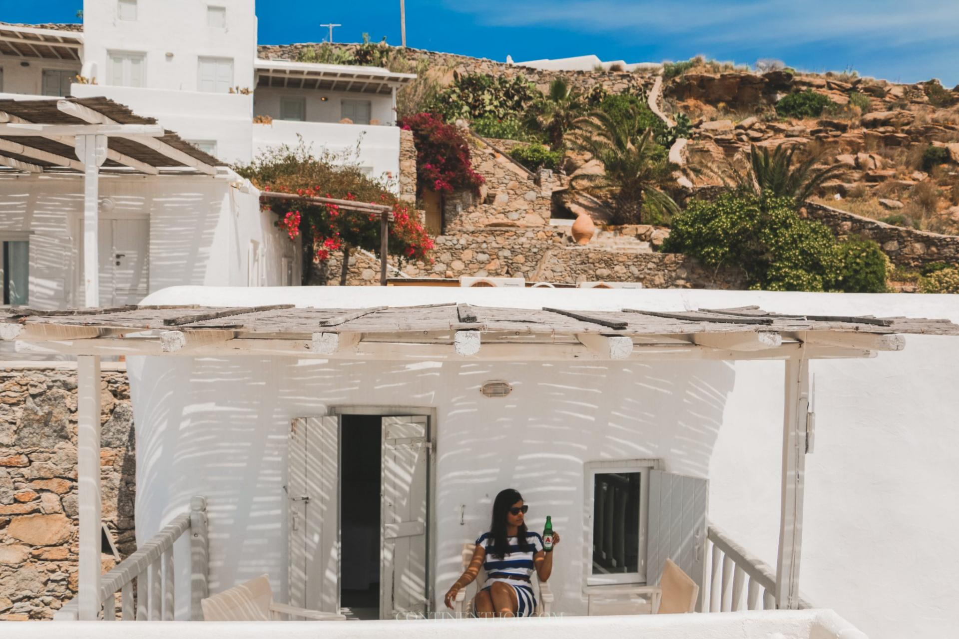 mykonos view hotel review