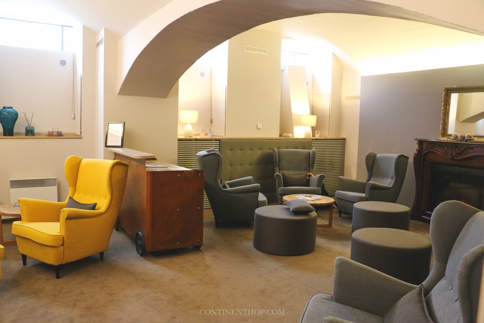 hotel klarov boutique hotel in prague