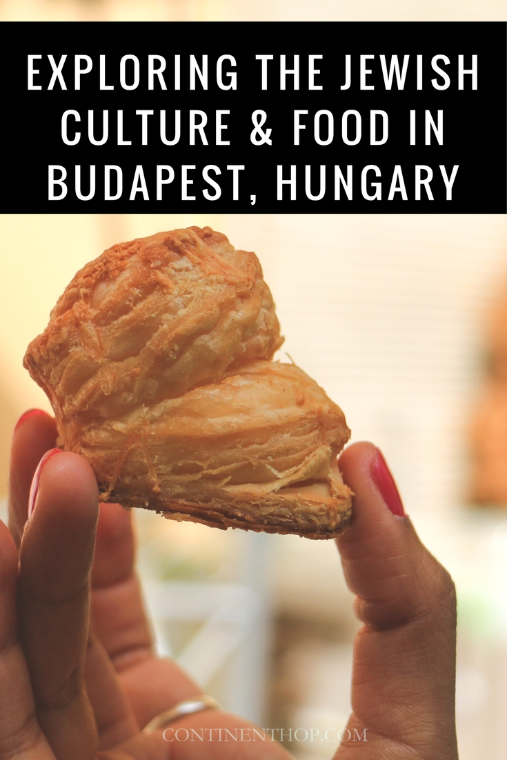 traditional Hungarian jewish food