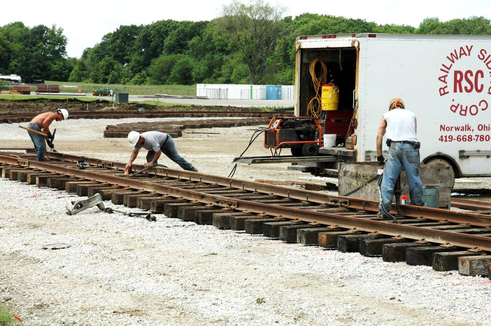 Take Action - Have a project? We can help!Contact Railway Siding Corp today to manage and build your next rail project!