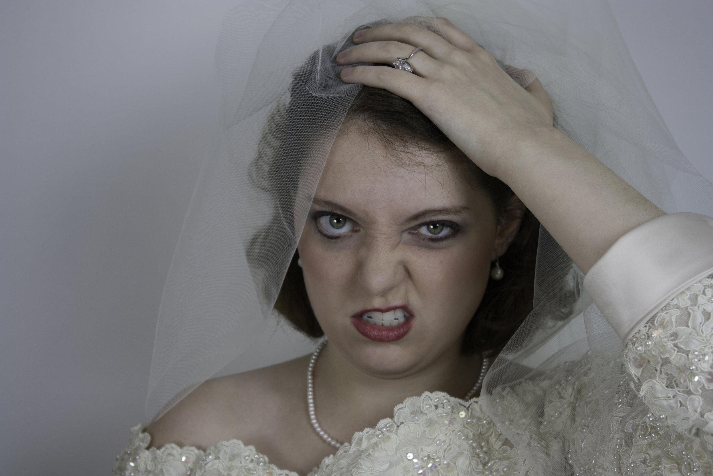 Dealing With A Bridezilla Luxebrideguide