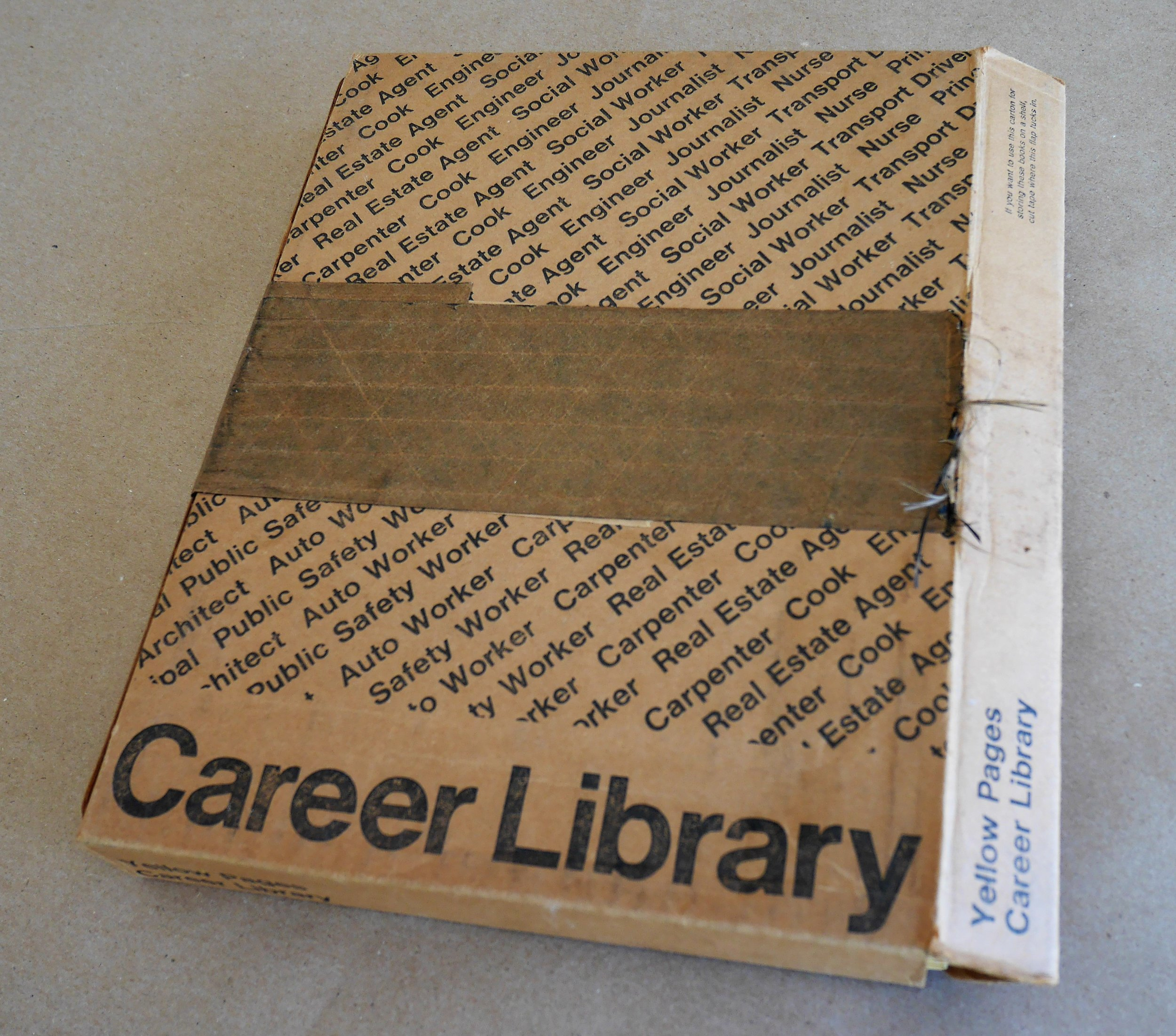 Yellow Pages Career Library — The Understanding Group (TUG)