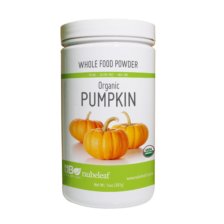 Organic Pumpkin Powder Nubeleaf