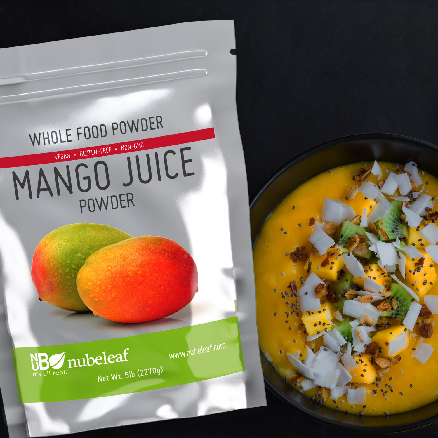 Mango Juice Powder | 5 Lb