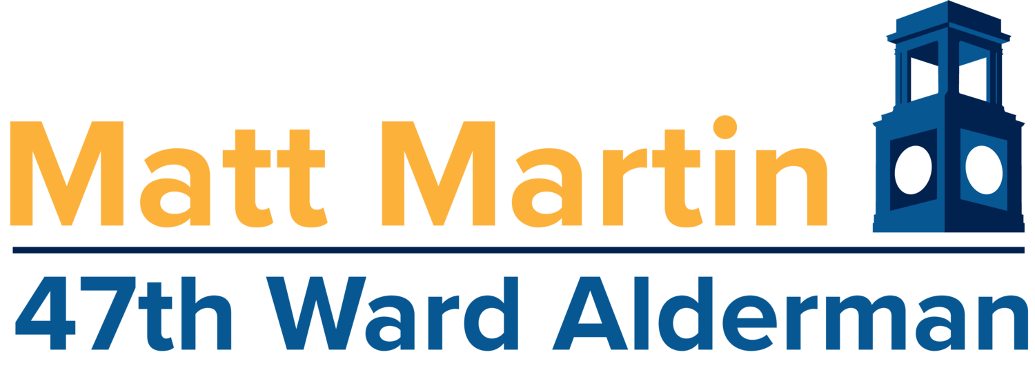 Alderman Matt Martin