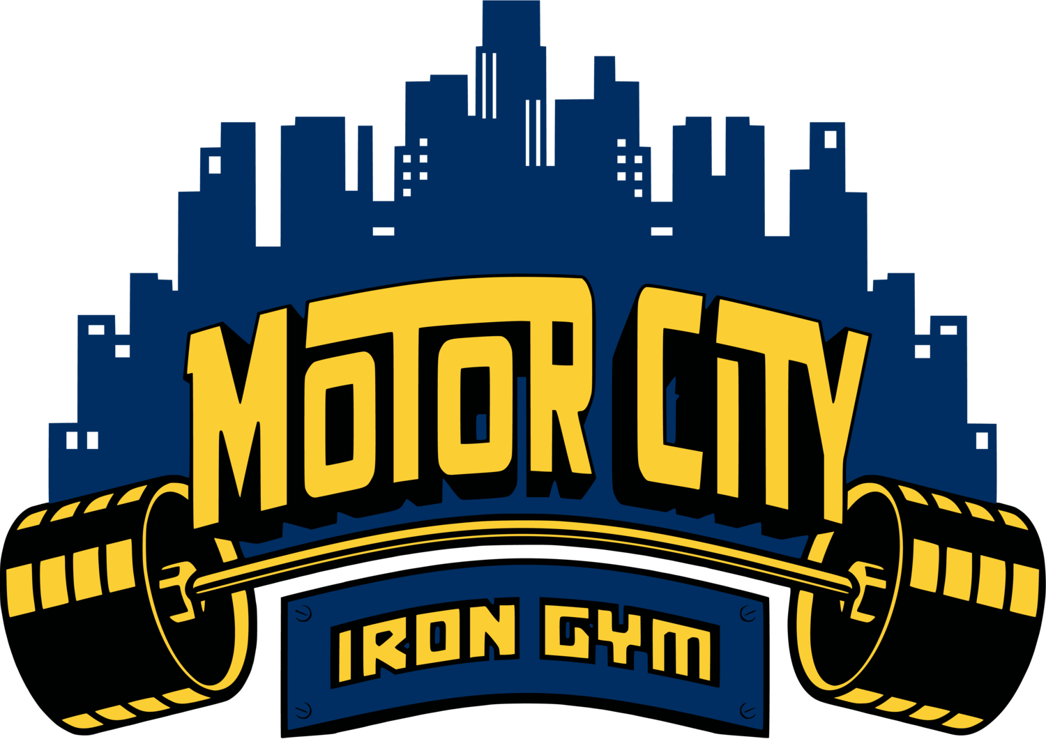 Motor City Iron Gym