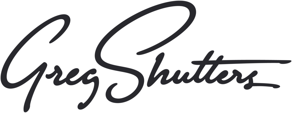 Greg Shutters: Type, Lettering & Graphic Design