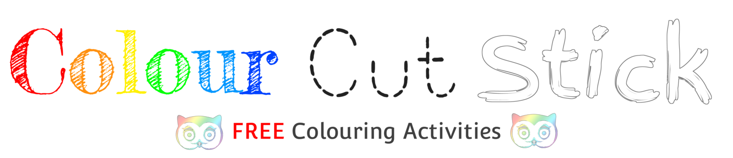 Colour Cut Stick