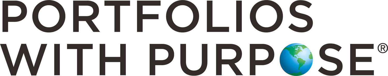 Portfolios with Purpose