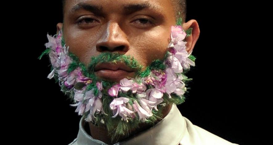 It's flowering men!
