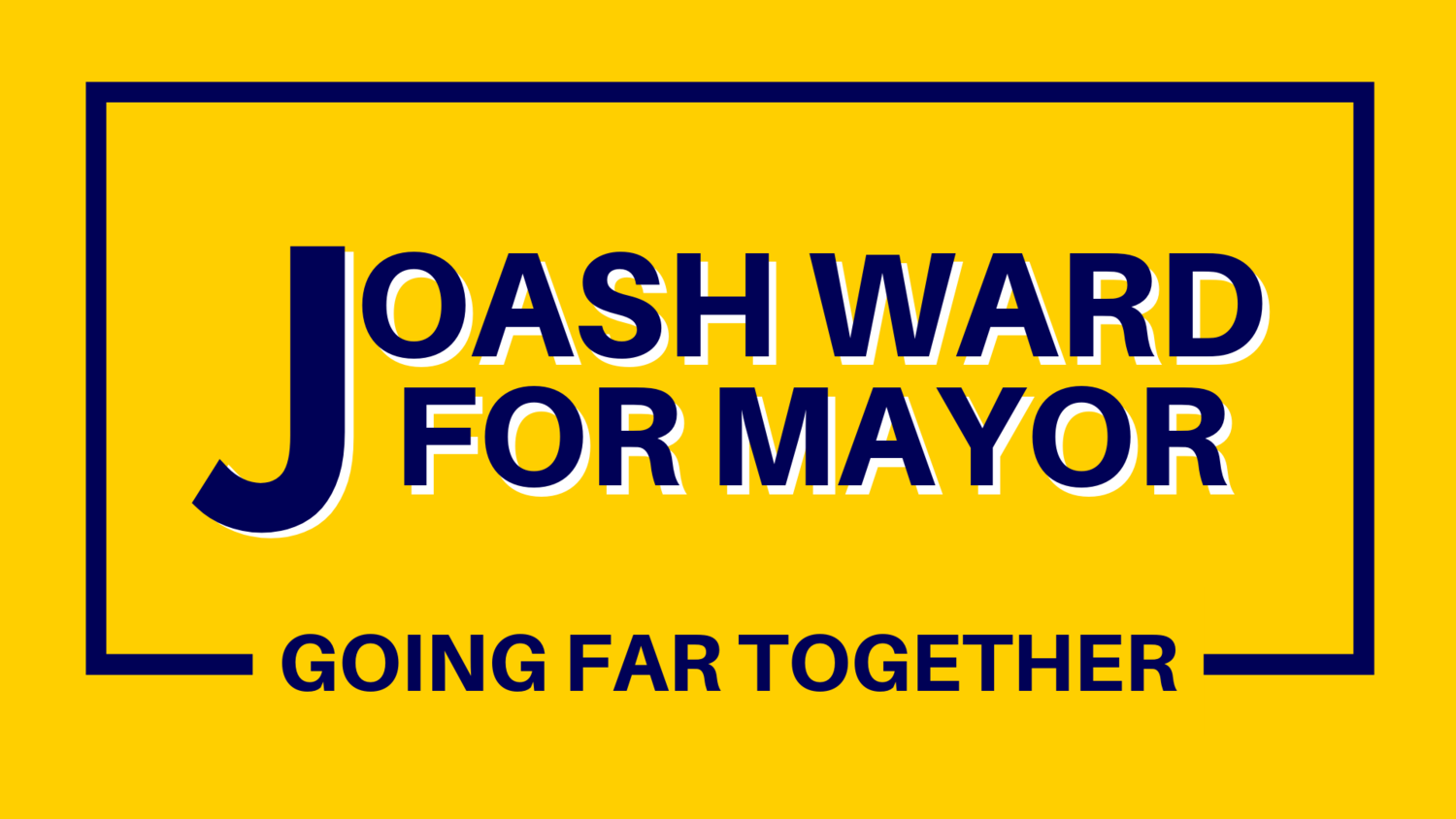 Joash For Mayor