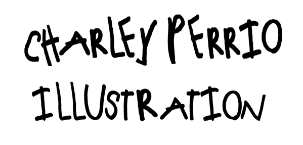 Charley Perrio Illustration