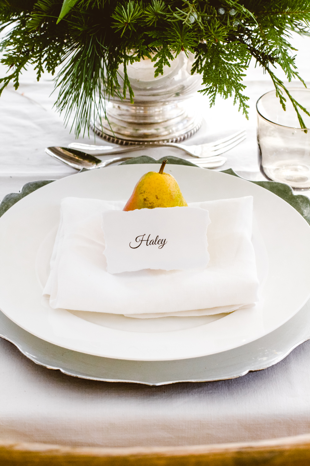 Easy Holiday Table Ideas - Marisa Curatolo