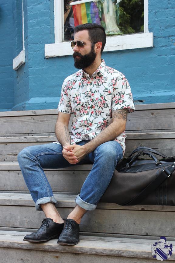 Style Profile: Leo Petaccia