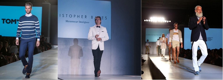 Christopher Bates Toronto Men's Fashion Week