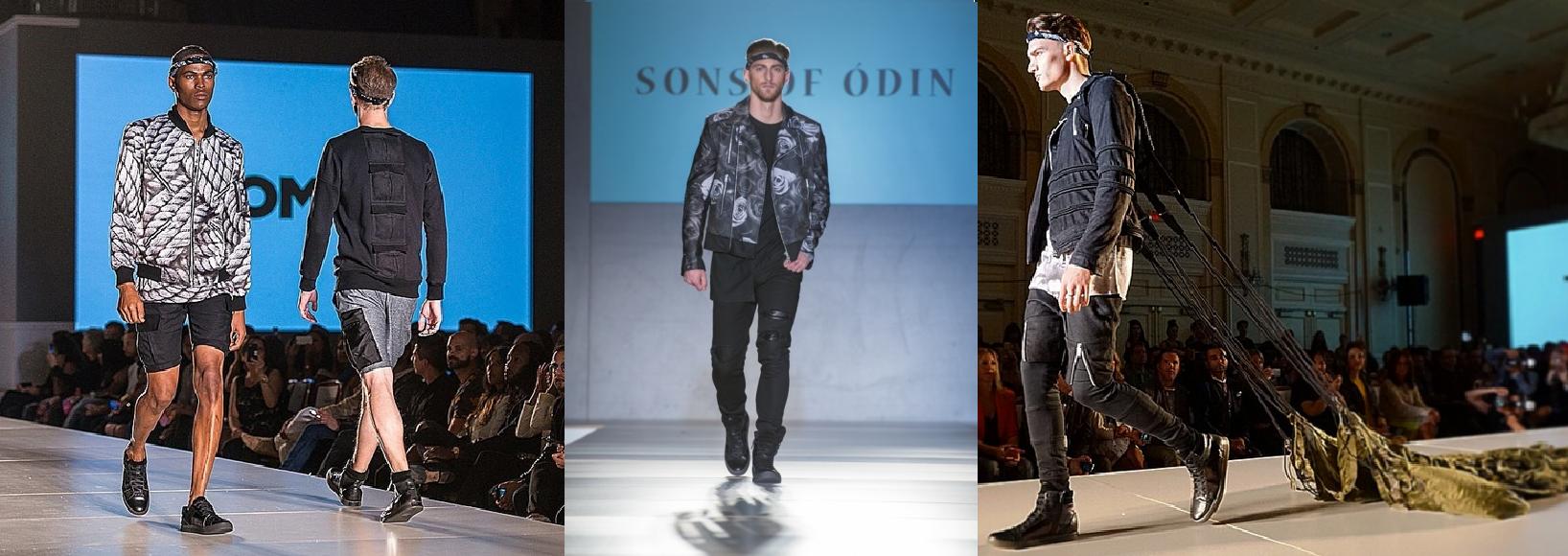 sons of odin Toronto Men's Fashion Week