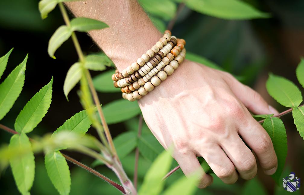 Urban Adventurer Safari Style bracelets