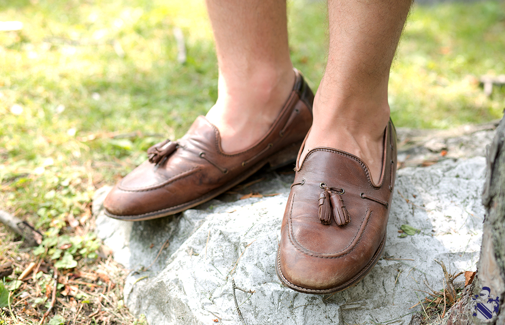 Urban Adventurer Safari Style loafers