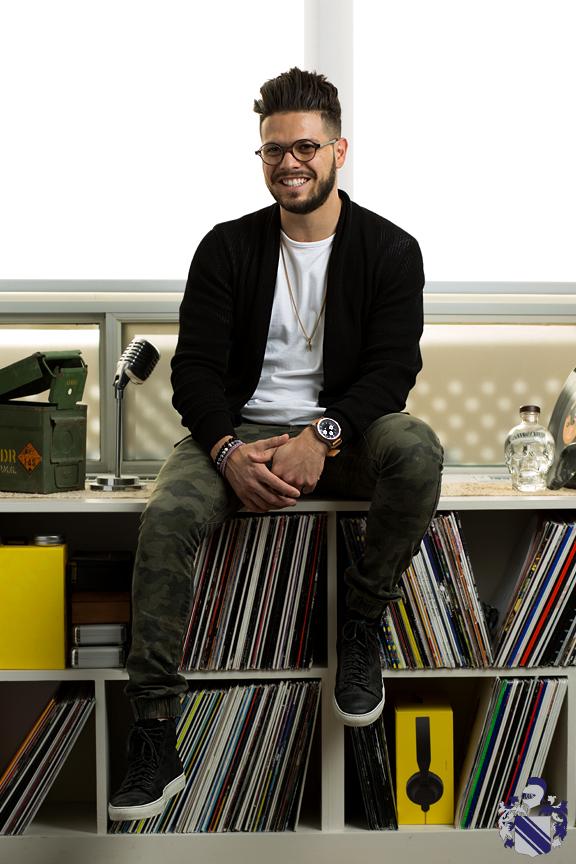 Style Profile: DJ M-Kutz Zanerobe camo sureshot