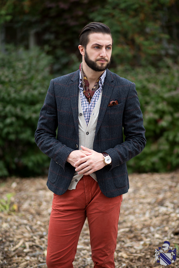 Heavy Weight Blazers tweed