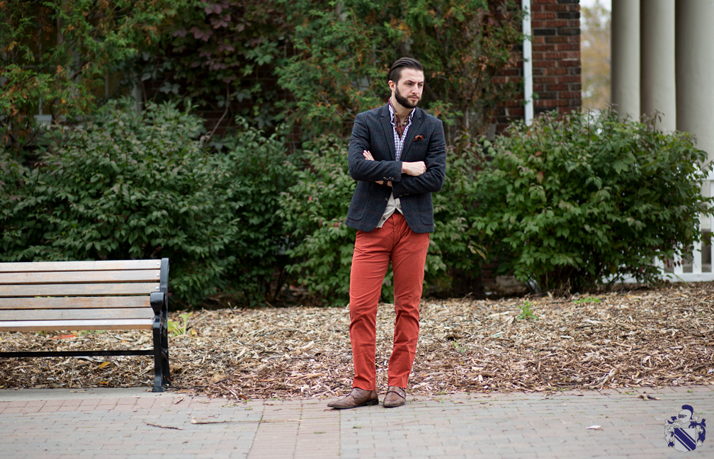Heavy Weight Blazers flannel