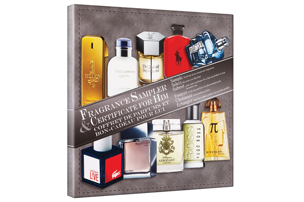 The Best Holiday Gifts for Men - Fragrance