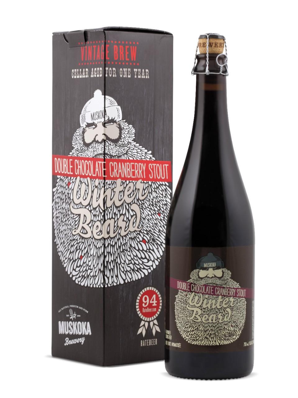 The Best Holiday Gifts for Men - winter beard muskoka brewery