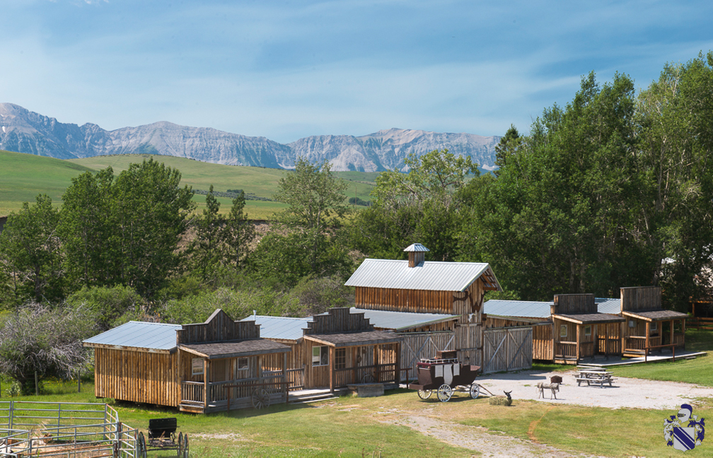 Ranch shoot