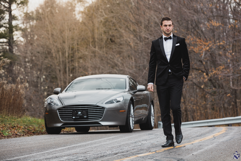 How to do a Black Tie Event like James Bond7
