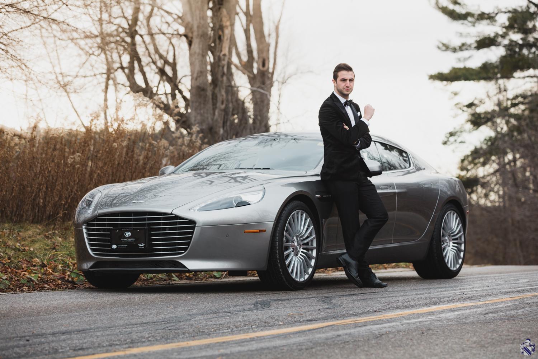 How to do a Black Tie Event like James Bond6