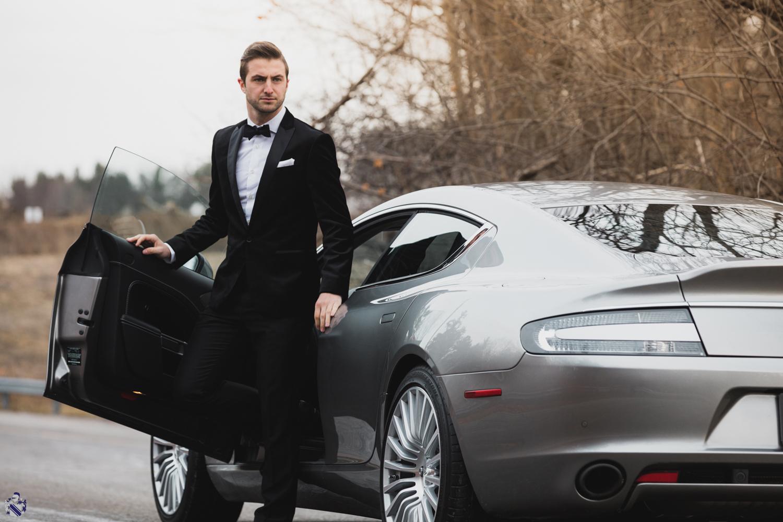 How to do a Black Tie Event like James Bond5