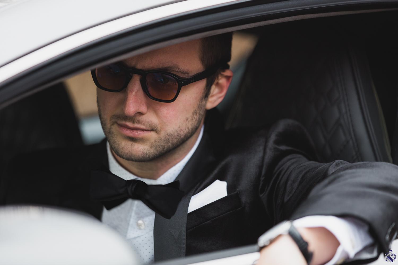 How to do a Black Tie Event like James Bond1