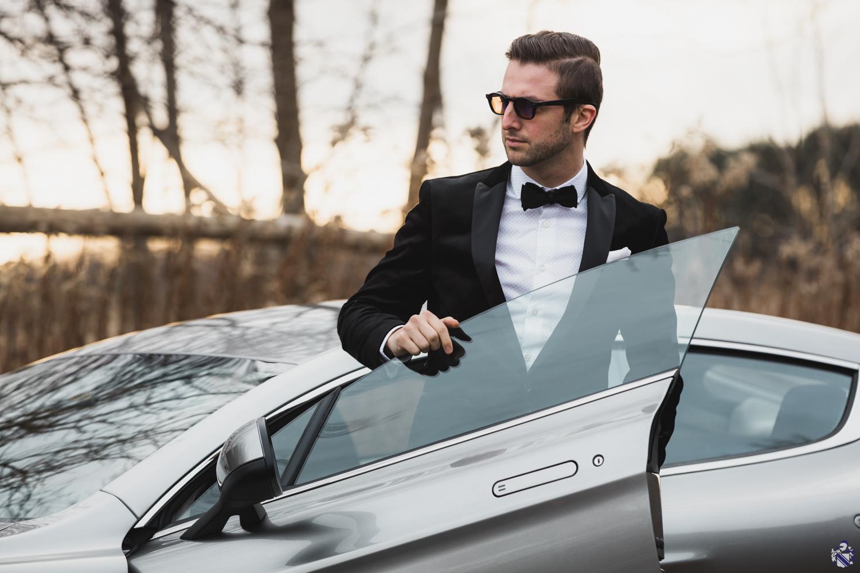 How to do a Black Tie Event like James Bond 3