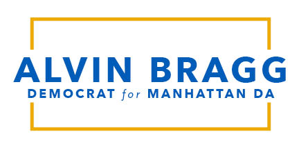 Alvin Bragg for DA