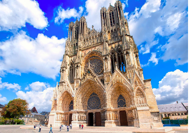 Reims CathedralNotre Dame Reims