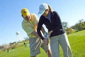Golfers will seek lessons in the game but what about in life?