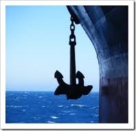 Anchors give protection, security and safety. So do resolutions!