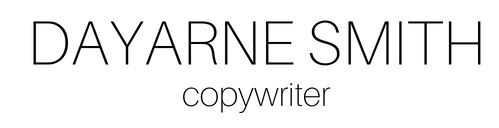 Dayarne Smith Copywriter | Hunter Valley SEO Copywriter