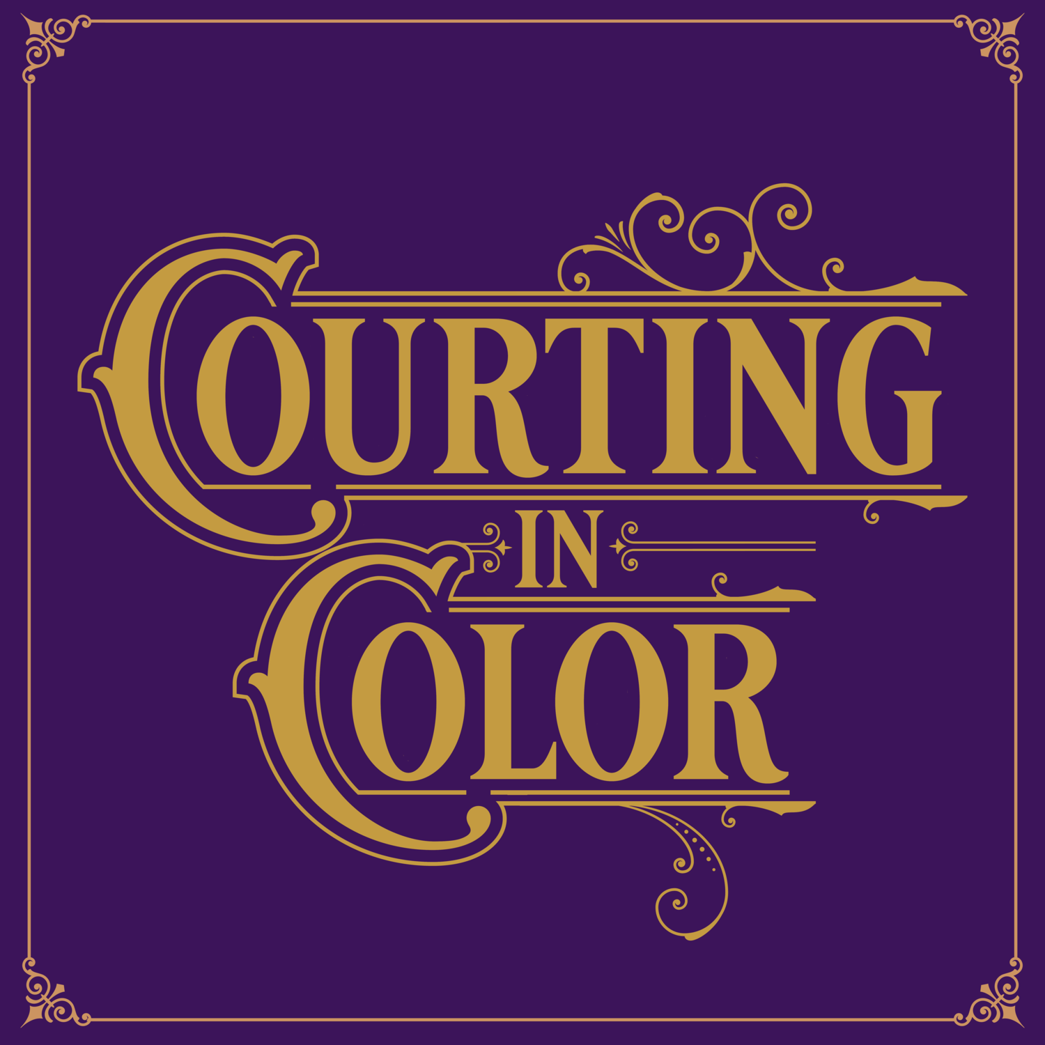 Courting in Color