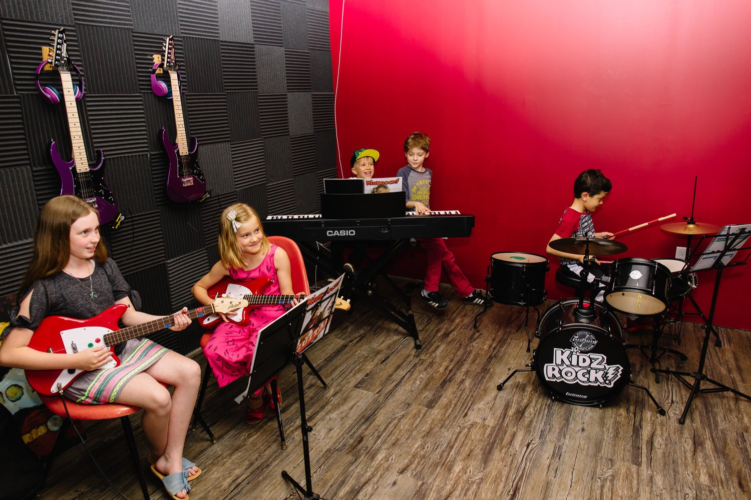 Musical Therapy Dogs & Music Lessons in Manhattan Kansas