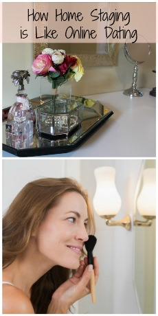 how home staging is like online dating
