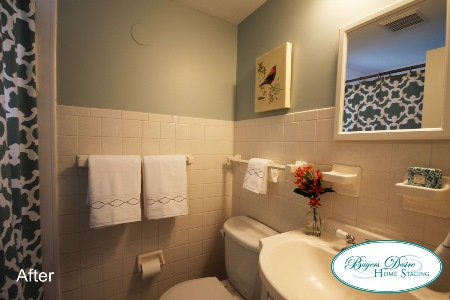 after home staging