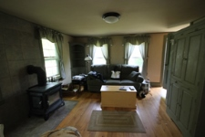 Douglas, MA home before staging