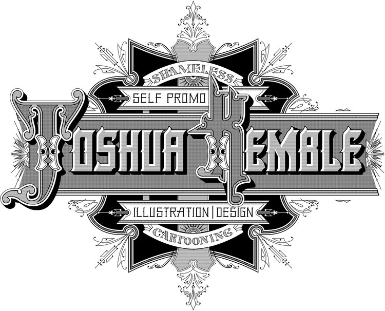 Joshua Kemble Illustration