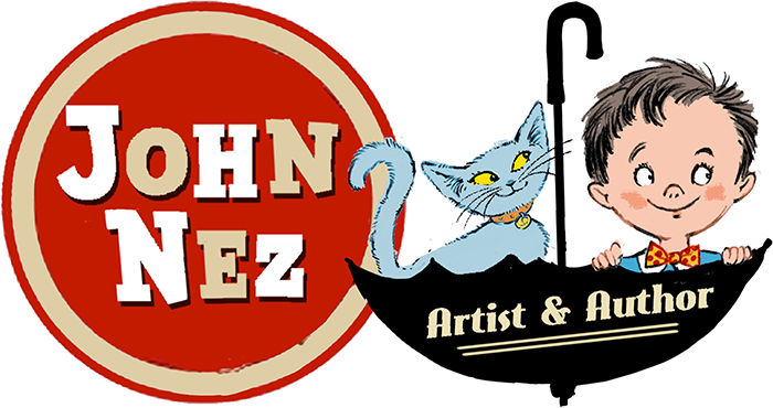 John Nez Illustration