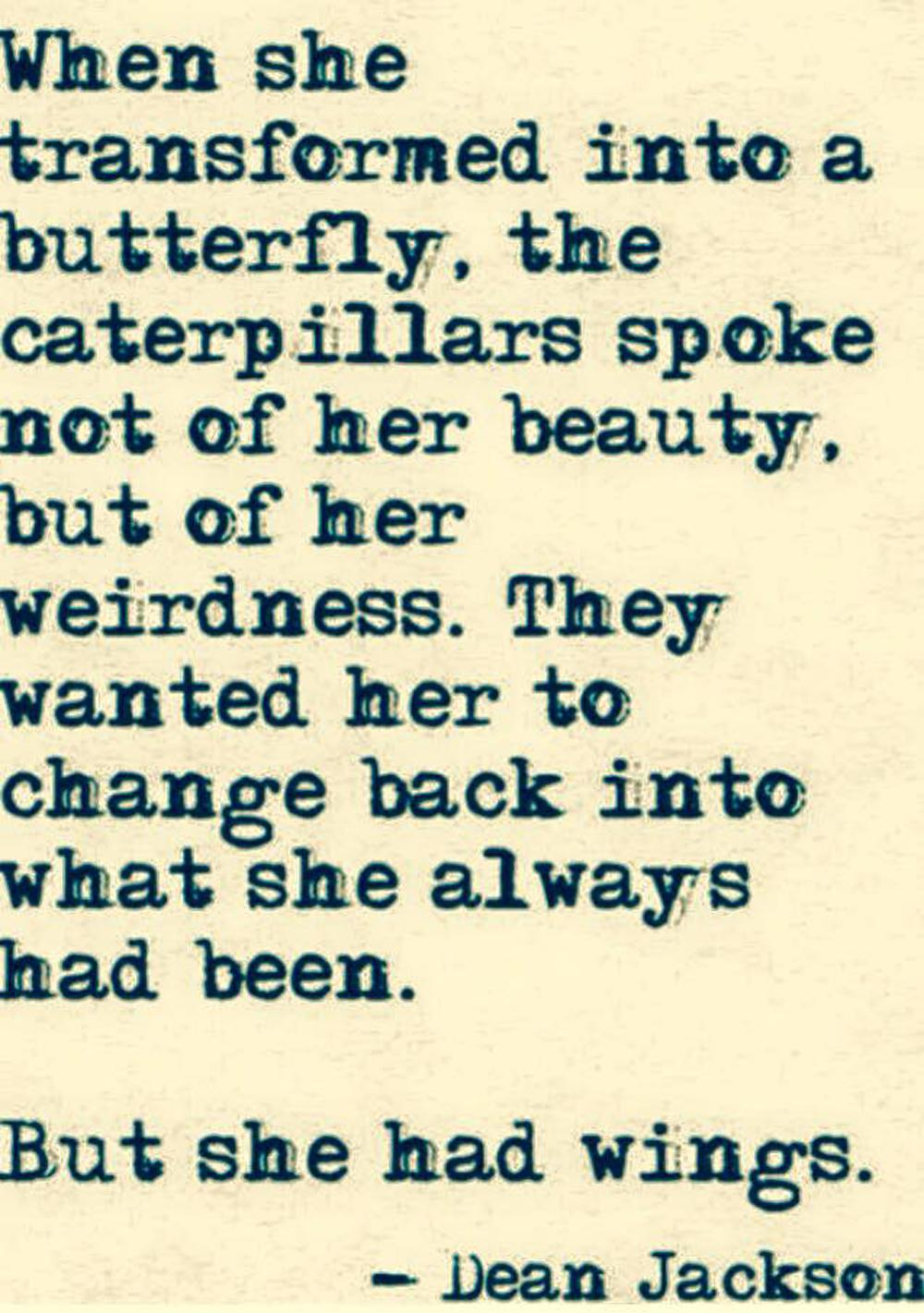 crop butterfly