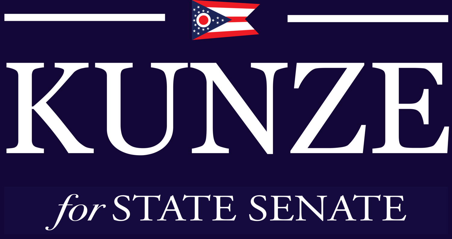 Kunze for State Senate