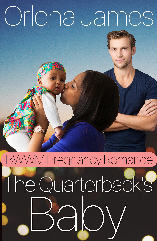 short bwwm books the quarterback's baby