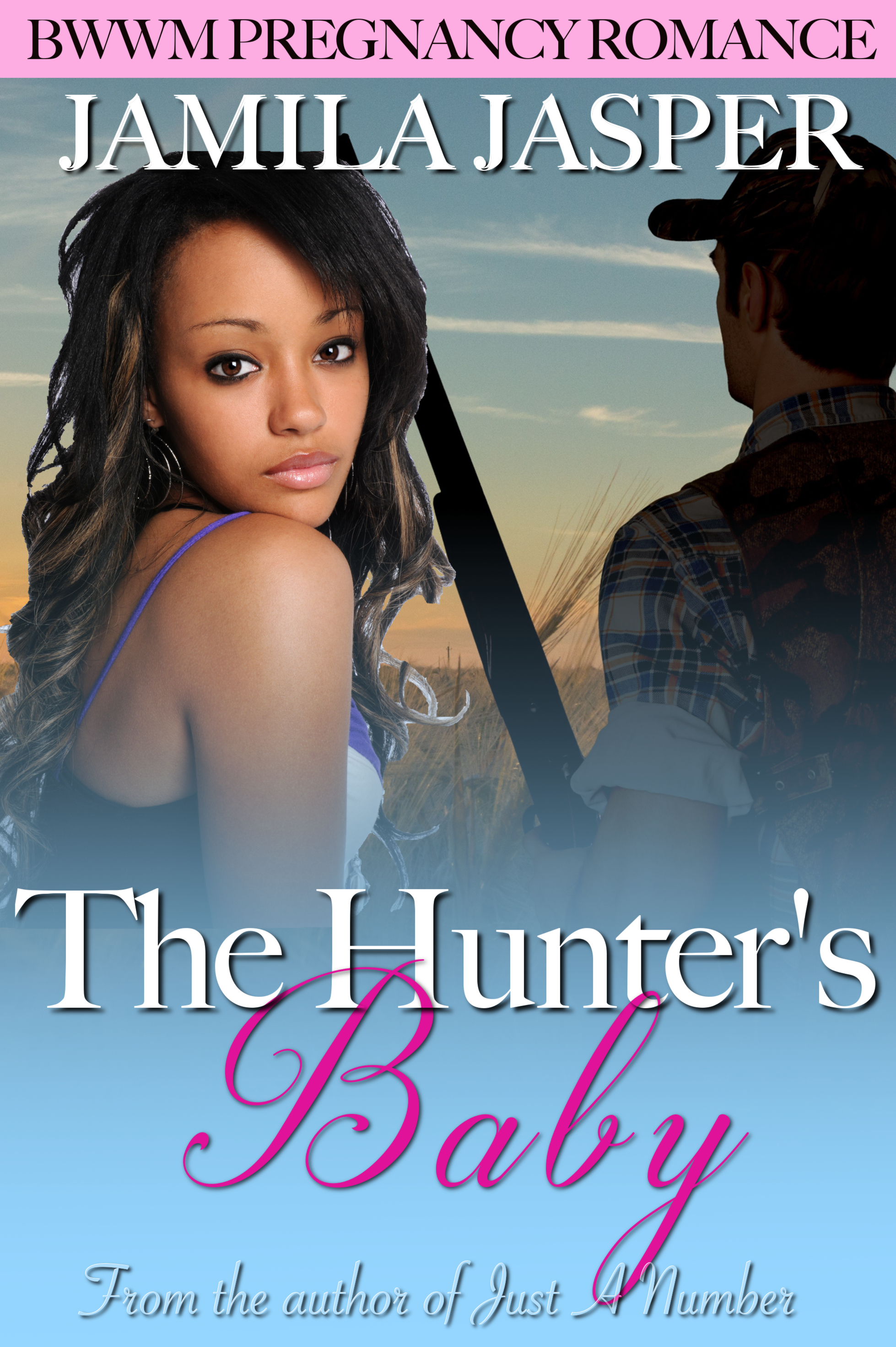 romance novel excerpts the hunters baby